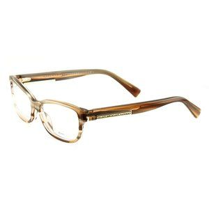 Marc Jacobs Rectangular Style Striped Brown Frame